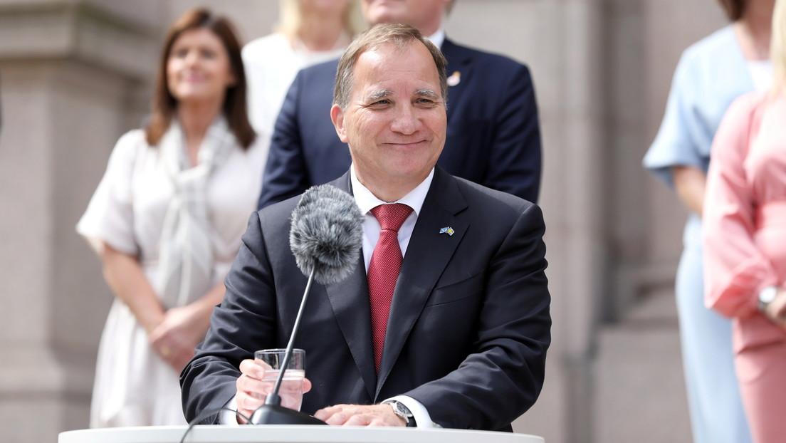 Schwedens Premier Löfven kündigt Rücktritt als Ministerpräsident und Chef der Sozialdemokraten an