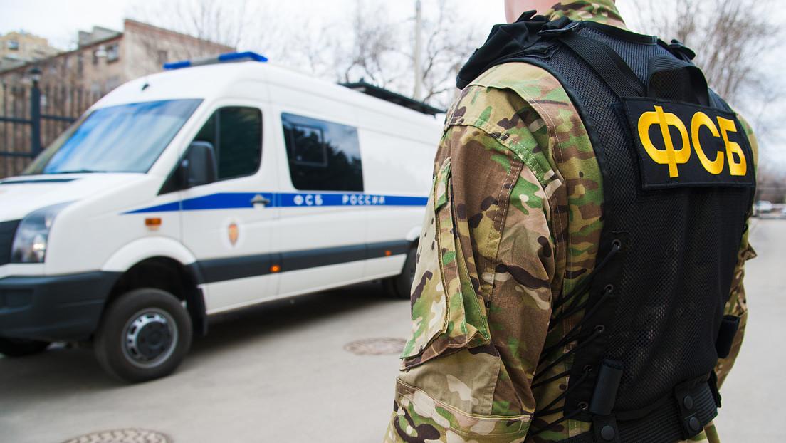 Russland: FSB nimmt Ukrainer fest, der russische Waffen ausspionierte