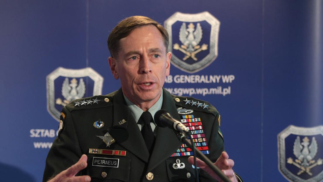 "Ex-US-General Petraeus: ""Katastrophe in Afghanistan war vermeidbar"""