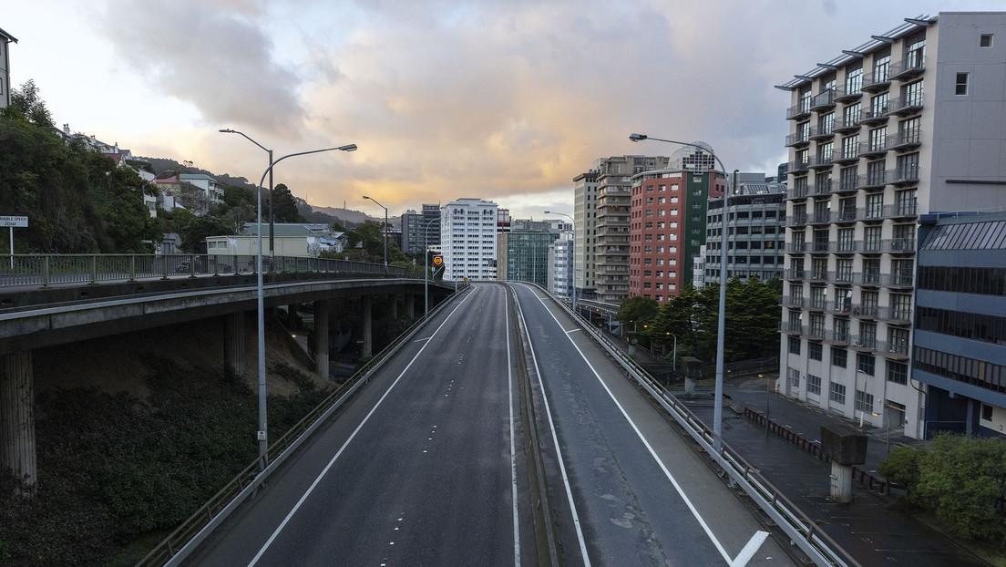 Wegen 35 neuer Corona-Fälle: Neuseeland verlängert landesweiten Lockdown