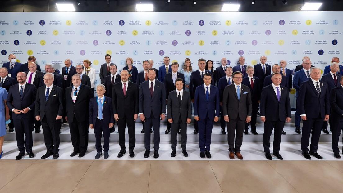 Die Krim-Plattform: Ein Gipfel wie in der Filterblase