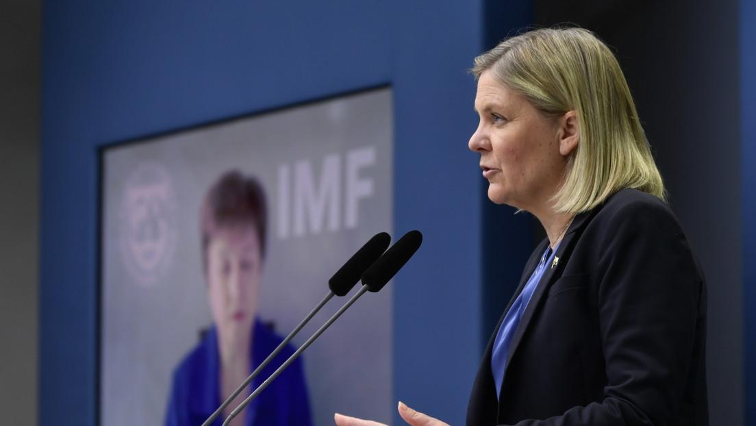 Nach Rückzug von Schwedens Premier: Finanzministerin als mögliche Nachfolgerin