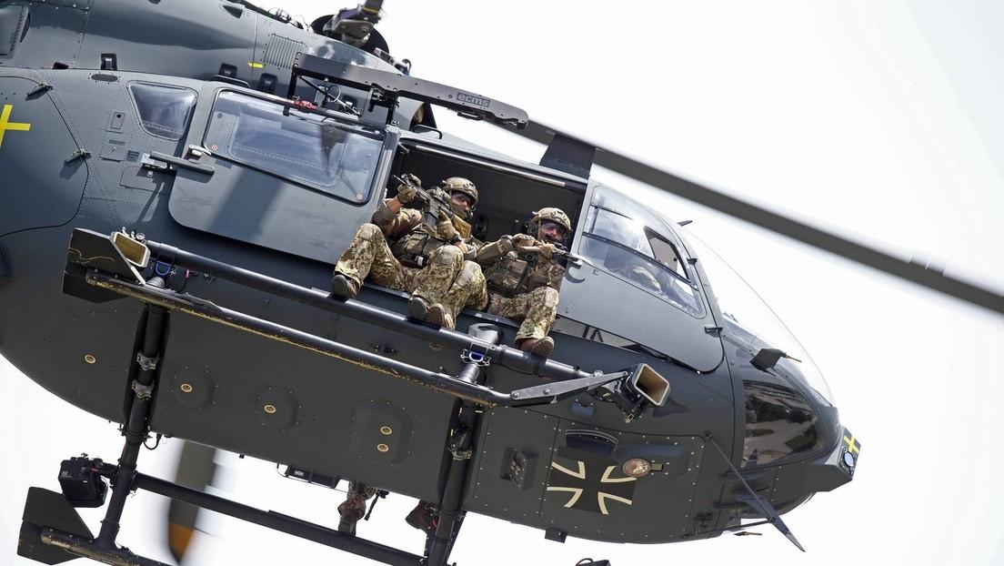 Zu viel getwittert? KSK-Helikopter können nicht bei Evakuierung aus Kabul helfen
