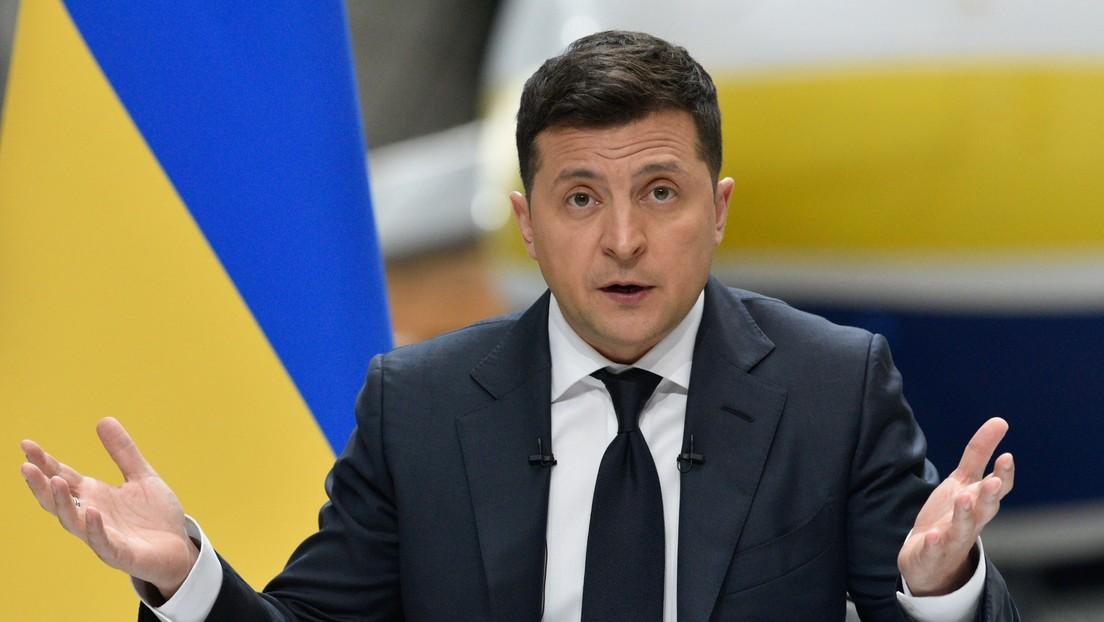 Ukraine: Selenskij verhängt Sanktionen gegen eine Reihe von russischen Medien