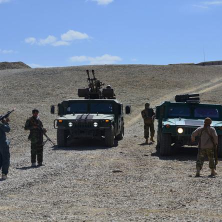 Analyse: Die Taliban sind jetzt militärisch besser ausgerüstet als viele NATO-Länder