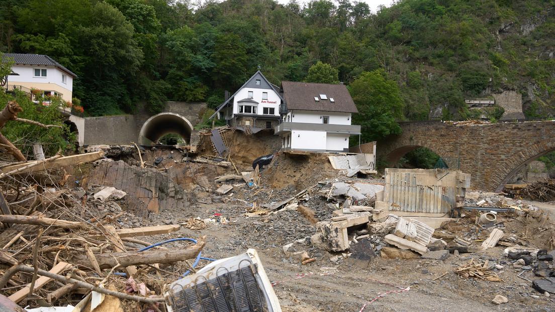 Studie: Tödliche Überschwemmungen in Europa bis zu neunmal wahrscheinlicher