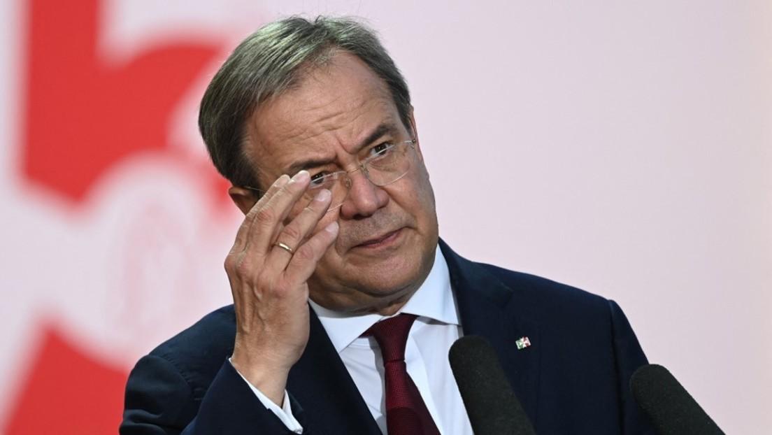 Prognose von Politikberatungsfirma: Armin Laschet schafft es nicht in den Bundestag