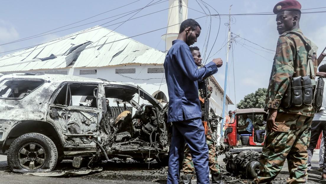 18 Tote bei Anschlag auf Militärbasis in Somalia