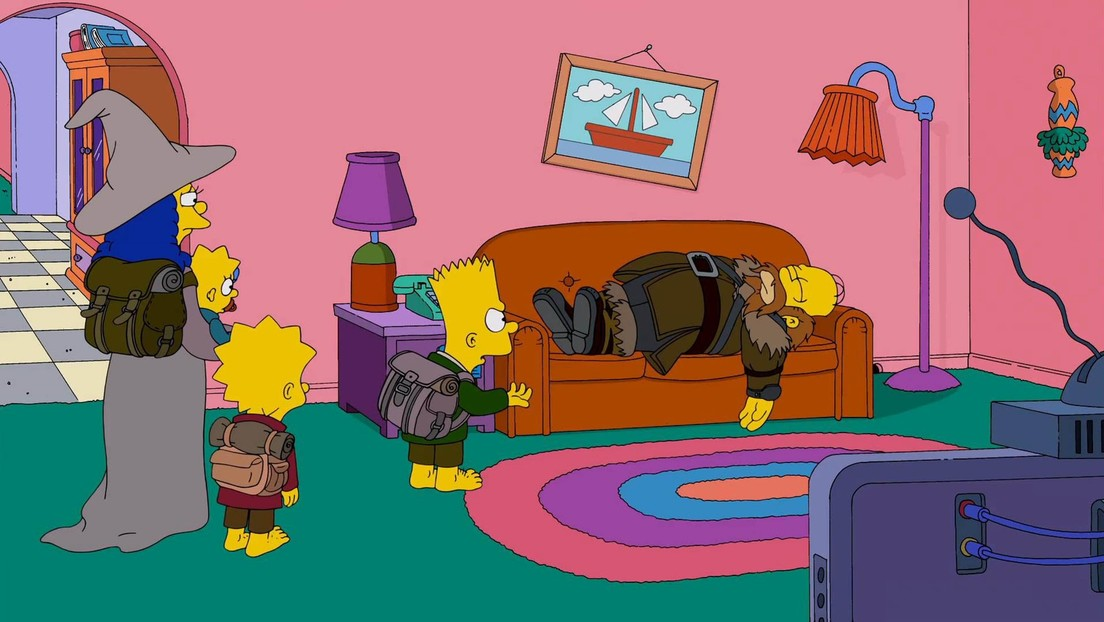 """Tüftler bastelt funktionsfähige Minikopie des Fernsehers aus """"Die Simpsons"""""""