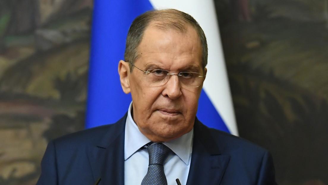 Außenminister Sergei Lawrow: Russland will keine US-Militärkräfte in Zentralasien sehen