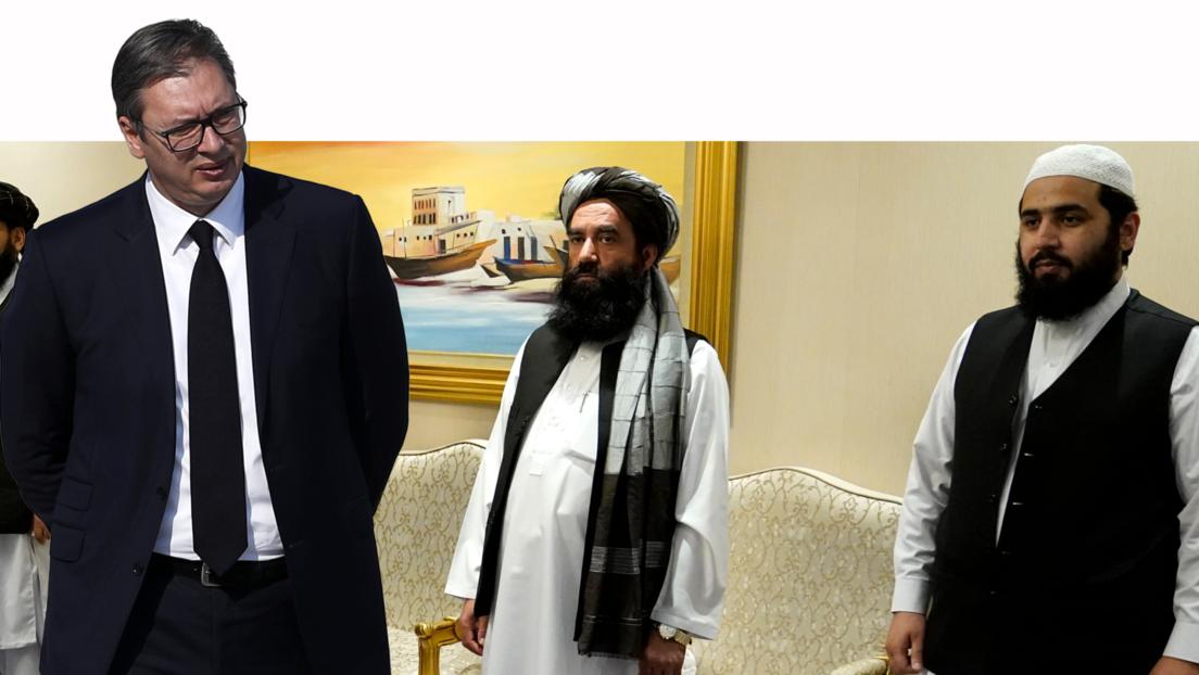 Taliban und afghanische Regierungsvertreter trafen sich schon 2018 in Belgrad