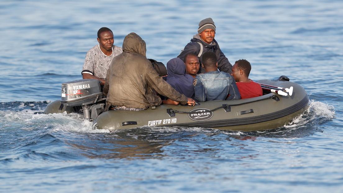 Neue Höchstzahl: Mehr als 800 Migranten überqueren Ärmelkanal an einem Tag