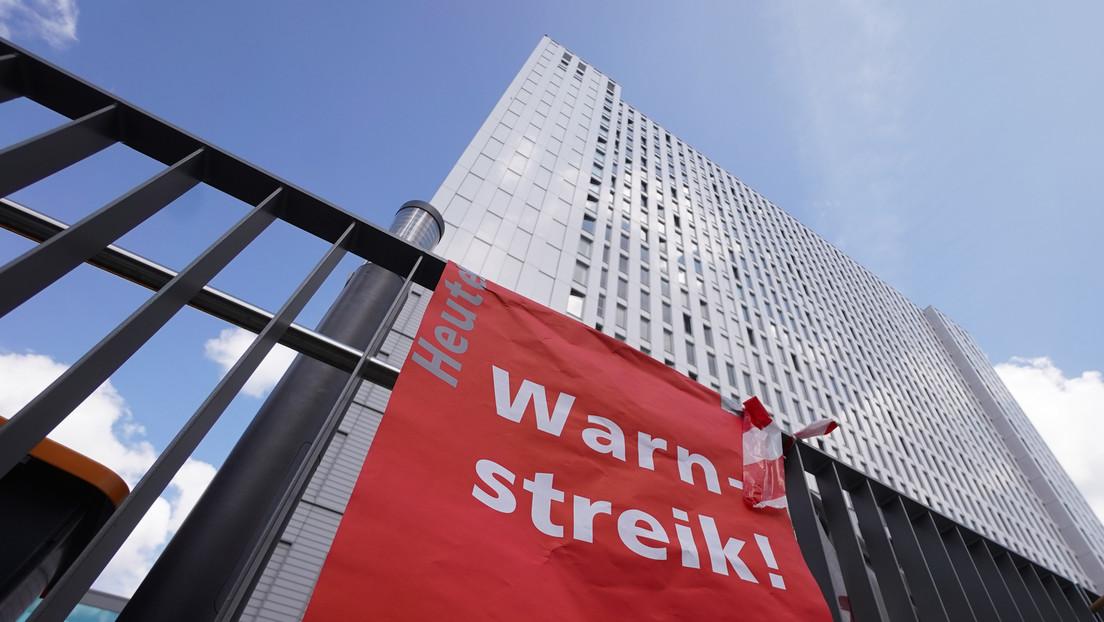 Arbeitsgericht Berlin erlaubt Fortsetzung des Streiks der Pflegekräfte