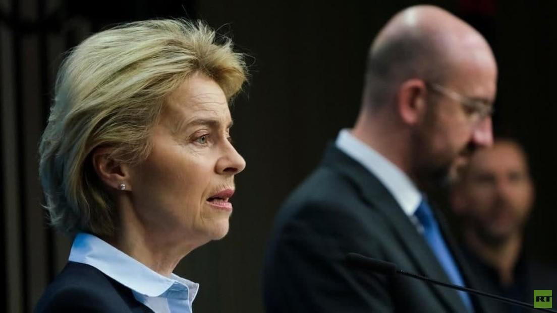LIVE: Michel und von der Leyen geben Pressekonferenz nach G7-Treffen zu Afghanistan