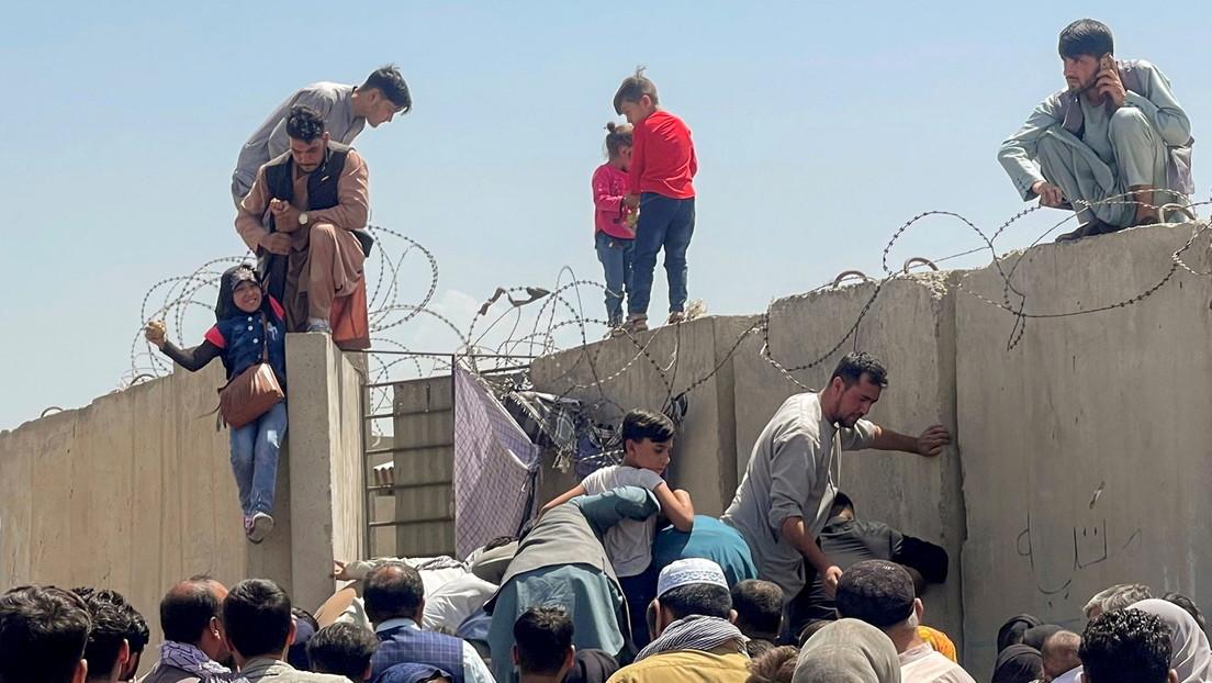 Afghanistan: Taliban verbieten Afghanen das Betreten des Kabuler Flughafens