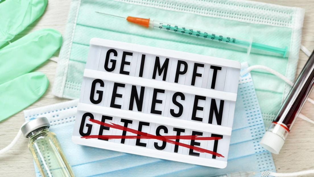 2G-Regel: Hamburg schließt als erste Stadt Ungeimpfte indirekt von Veranstaltungen aus