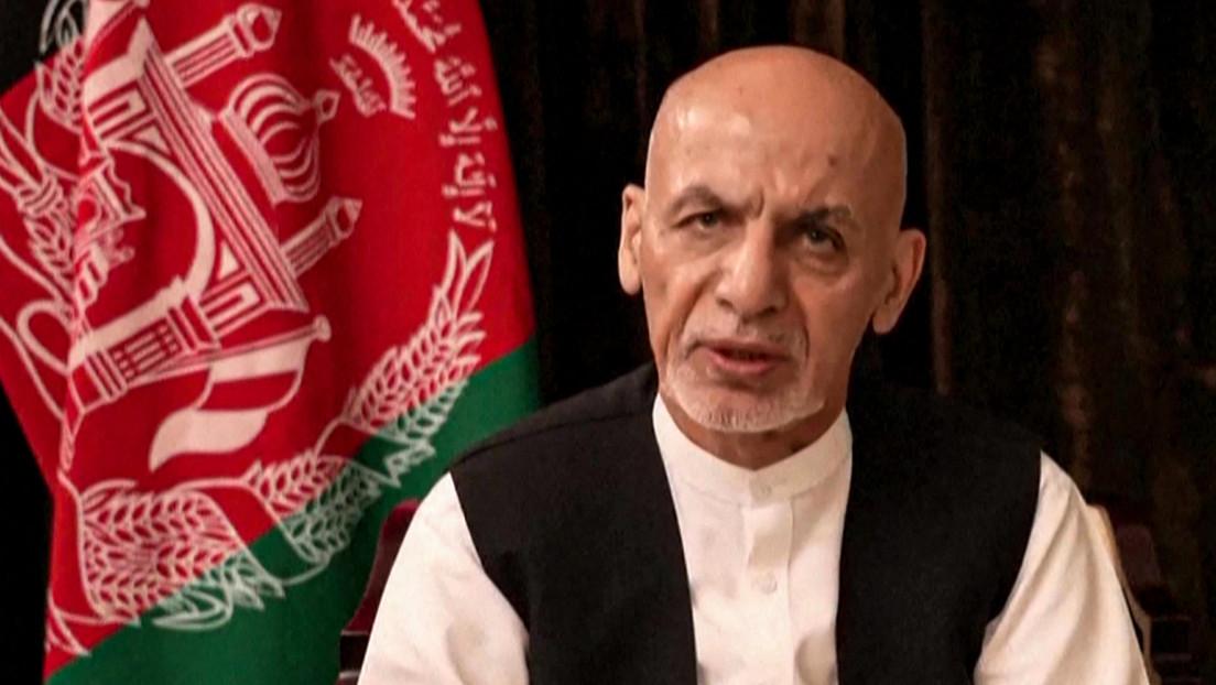 US-Politiker wollen vom gestürzten afghanischen Präsidenten angeblich veruntreute Hilfsgelder zurück