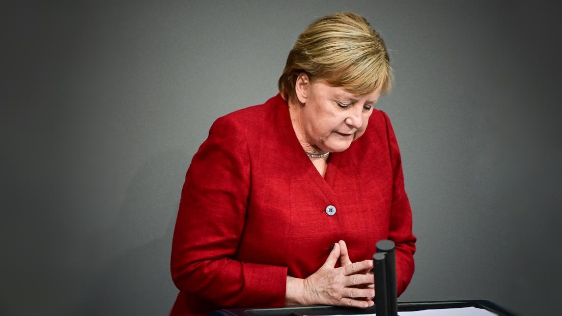 Merkel: Wir müssen mit den Taliban verhandeln