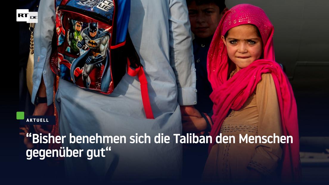Afghanistan: Hoffnung der Menschen liegt in der zukünftigen Auslegung der Scharia