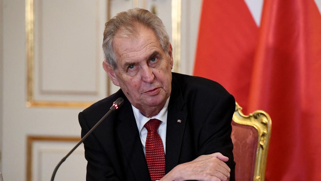 Tschechiens Präsident Zeman beklagt Abhöraktion seitens landeseigenen Geheimdienstes