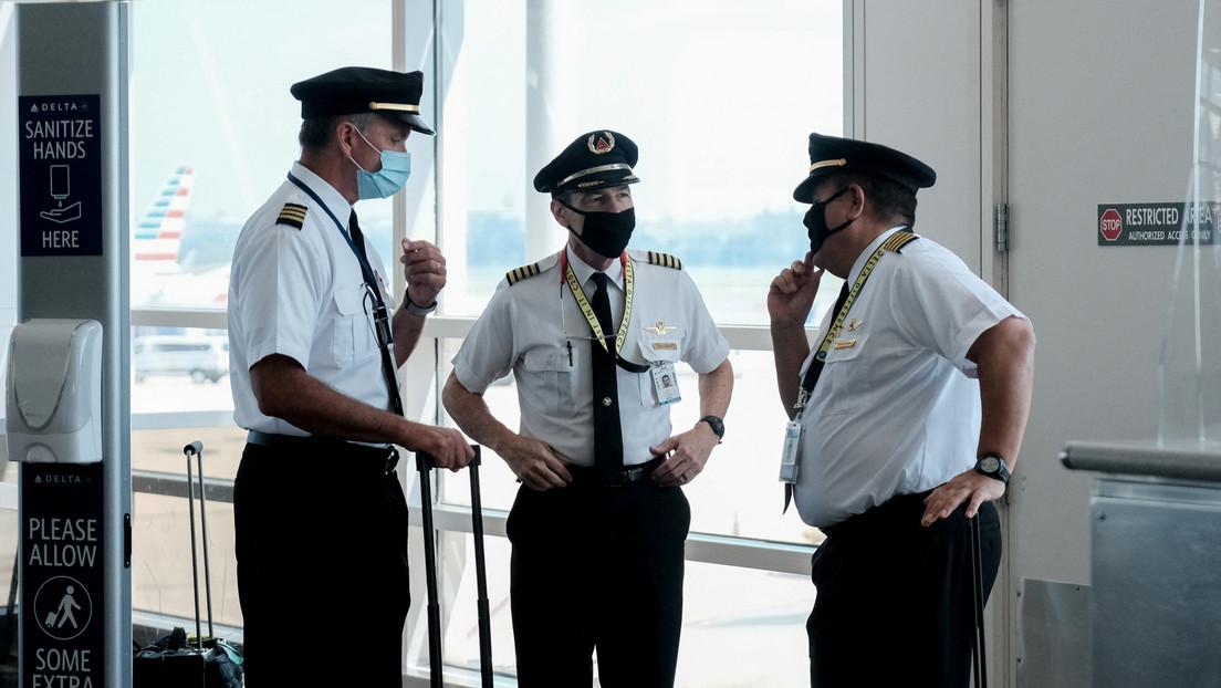 200 Euro pro Monat: Delta Air Lines verlangt Krankenkassen-Aufschlag von ungeimpften Mitarbeitern