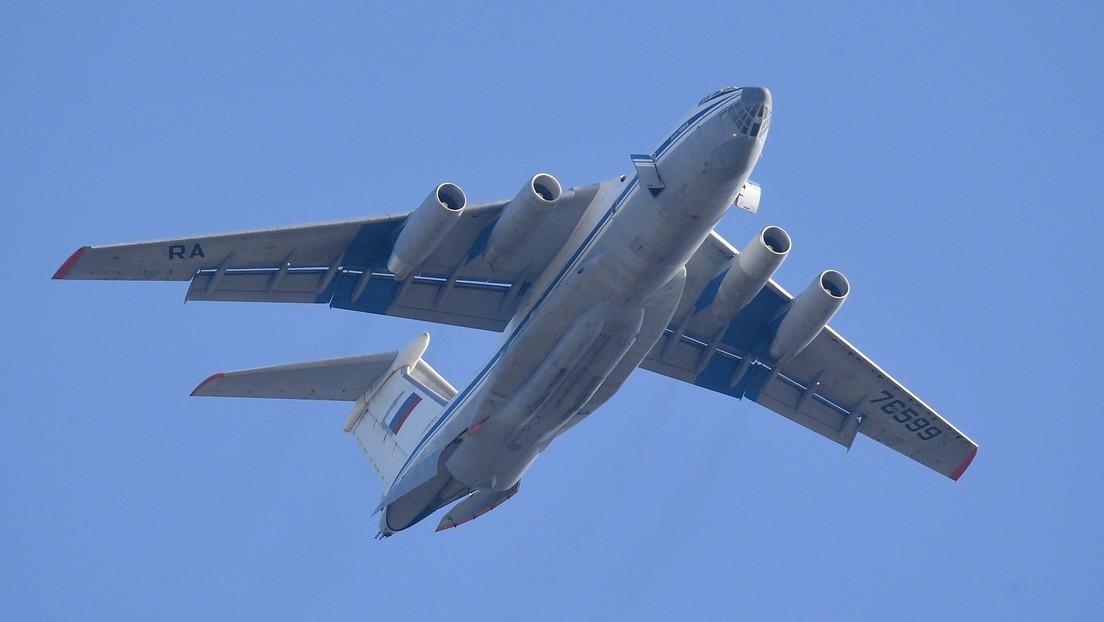 Russische Evakuierungsflüge aus Kabul in Tadschikistan und Kirgisistan gelandet