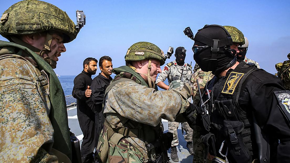 Iran plant Militärübung mit Russland und China im Persischen Golf