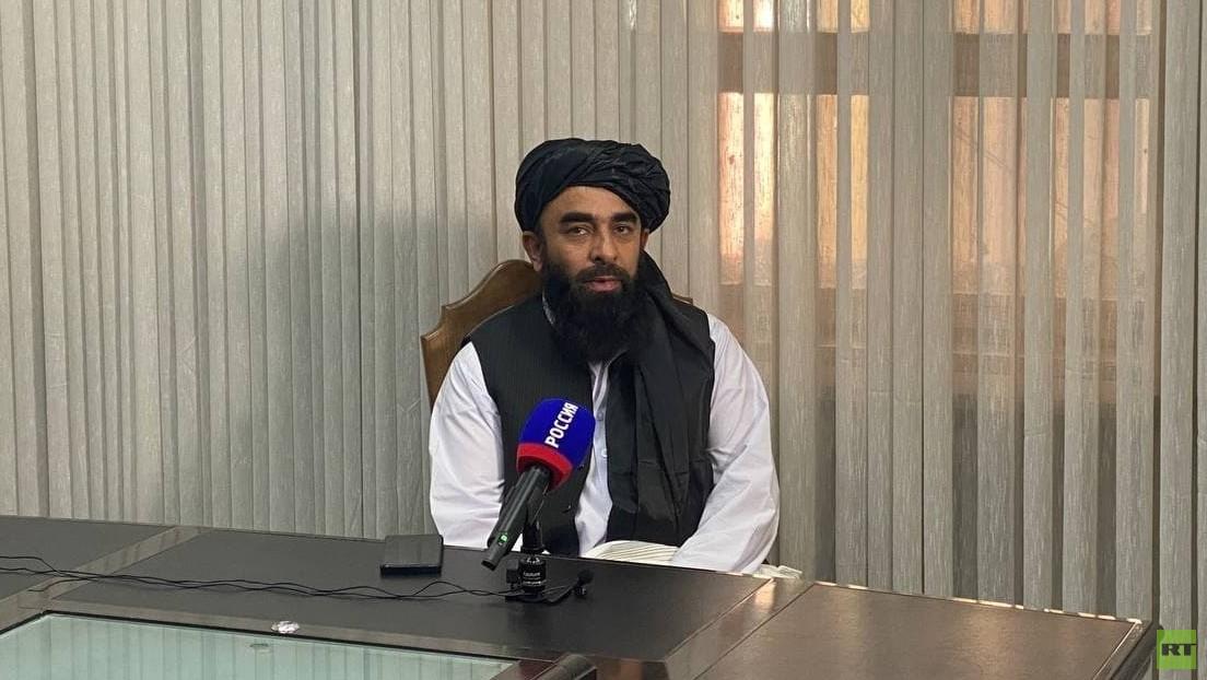 """Taliban: """"Lassen nie wieder Terroristen das Land als Stützpunkt nutzen"""""""