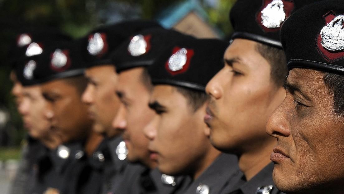Thailand: Polizeichef einer Wache ließ Dealer mit Plastiktüten ersticken