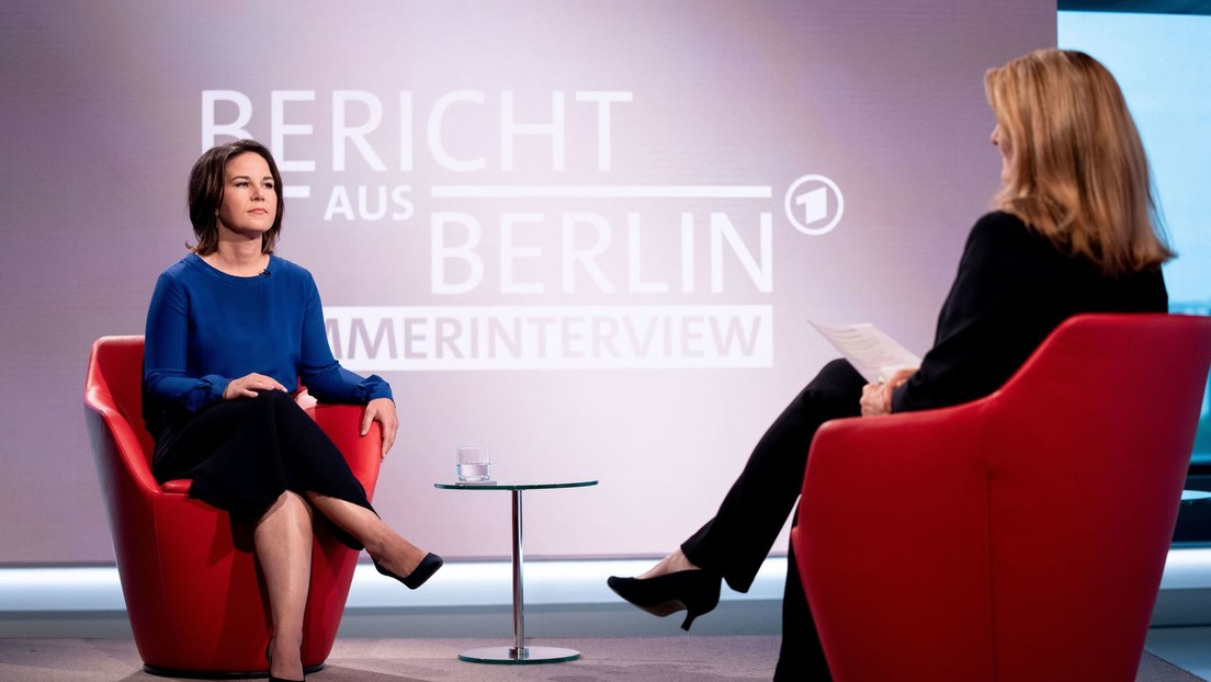 Sommerinterview mit Baerbock sexistisch? Die Revolution frisst ihre Omas