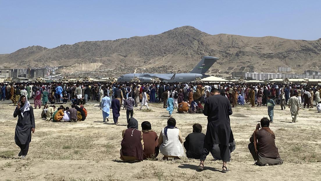 Russischer Botschafter: Schon vor der Explosion viele Tote am Flughafen von Kabul