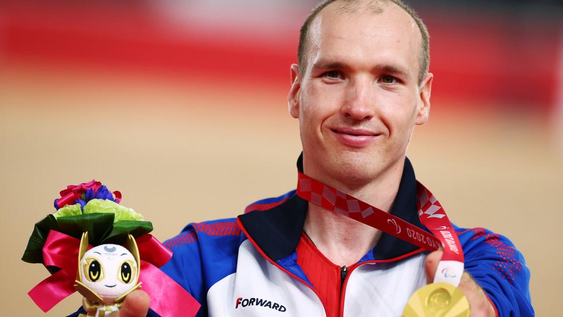 Paralympics: Russe holt Gold und stellt Weltrekord auf – vorher als Essenslieferant tätig