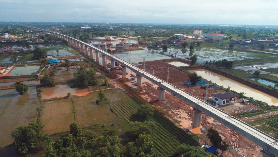 Bahnverkehr zwischen China und Laos beginnt im Dezember