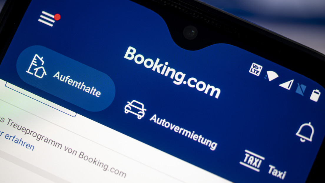 Buchungsportal Booking.com muss in Russland hohe Geldstrafe zahlen