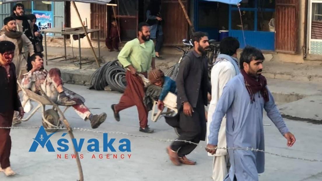 """""""Absolut niederträchtig"""": Über 60 Tote bei Terroranschlag am Kabuler Flughafen – 12 tote US-Soldaten"""