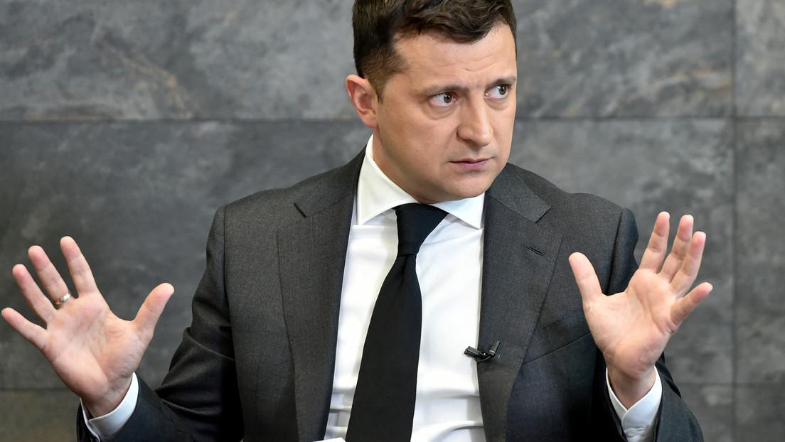 Ukraine: Präsident Selenskij lässt weitere regierungskritische Medien verbieten