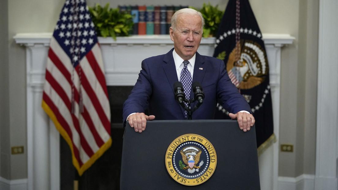 US-Präsident Biden nach IS-Anschlägen am Flughafen Kabul: Wir werden euch zur Strecke bringen