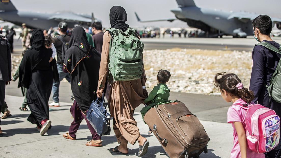 """""""Abschussliste"""": Namen zu evakuierender US-Amerikaner und Afghanen direkt an die Taliban übermittelt"""