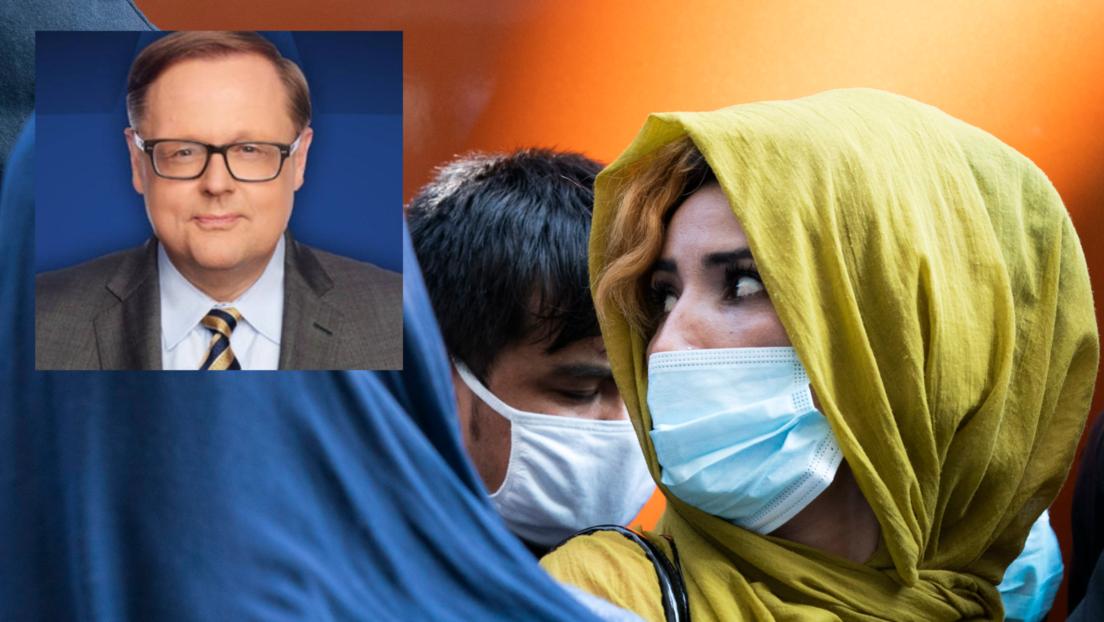 USA: Talkshow-Moderator ruft zum Massenmord an Afghanen auf