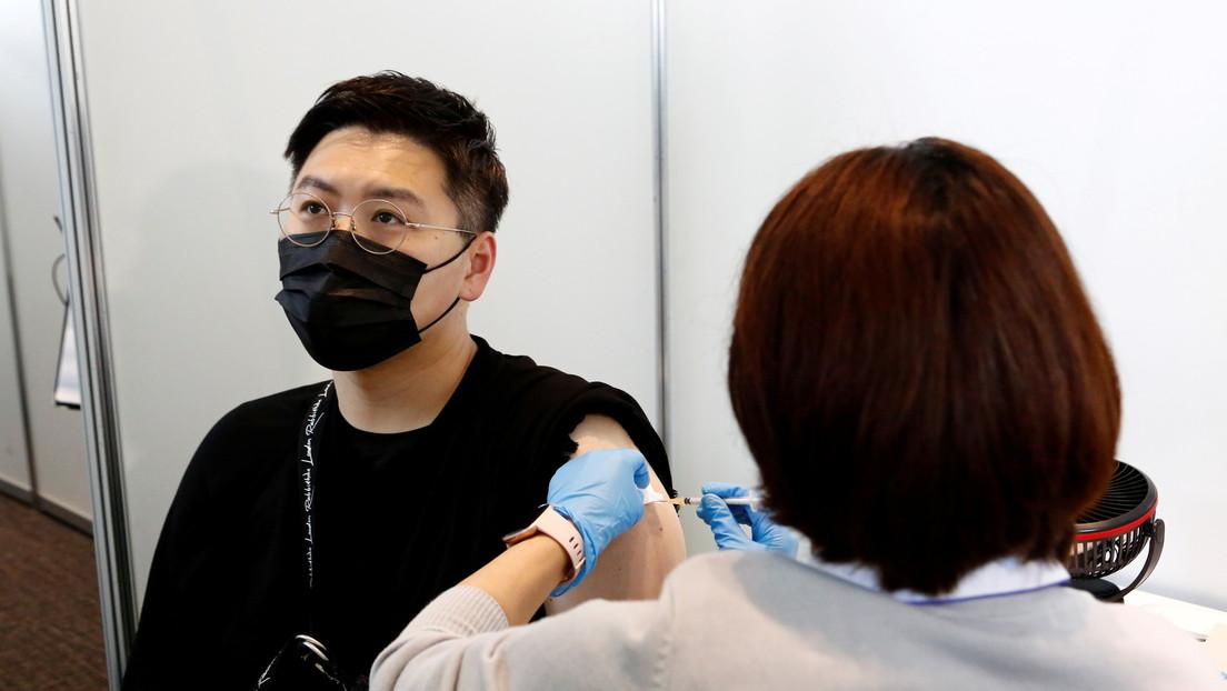 Japanische Medien: Metallpartikel in kontaminierten Moderna-Impfdosen