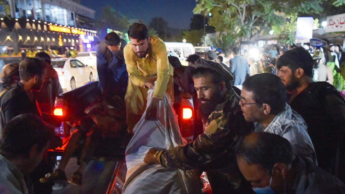Taliban-Sprecher über Anschläge in Kabul: Präsenz ausländischer Truppen ist großes Problem