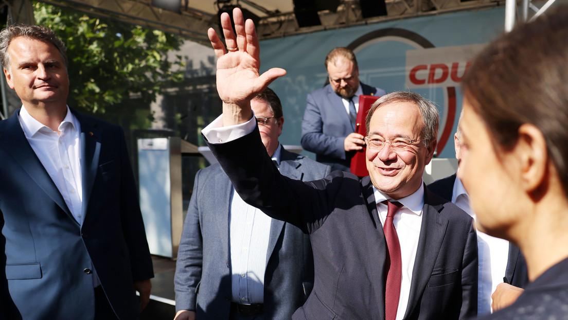 Riskantes Spiel mit den Deutschtürken? Armin Laschet, die Wahl und ein Putsch vor 40 Jahren