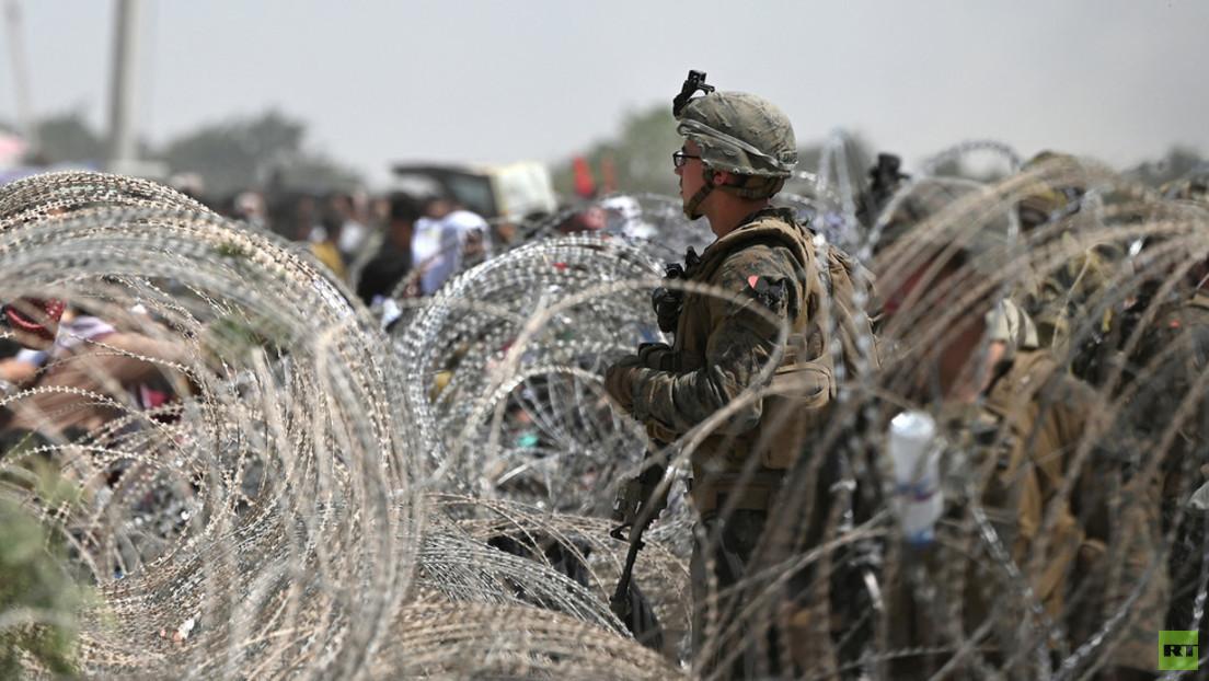 Augenzeugen zur BBC: US-Militär tötete während der Anschläge am Kabuler Flughafen Zivilisten