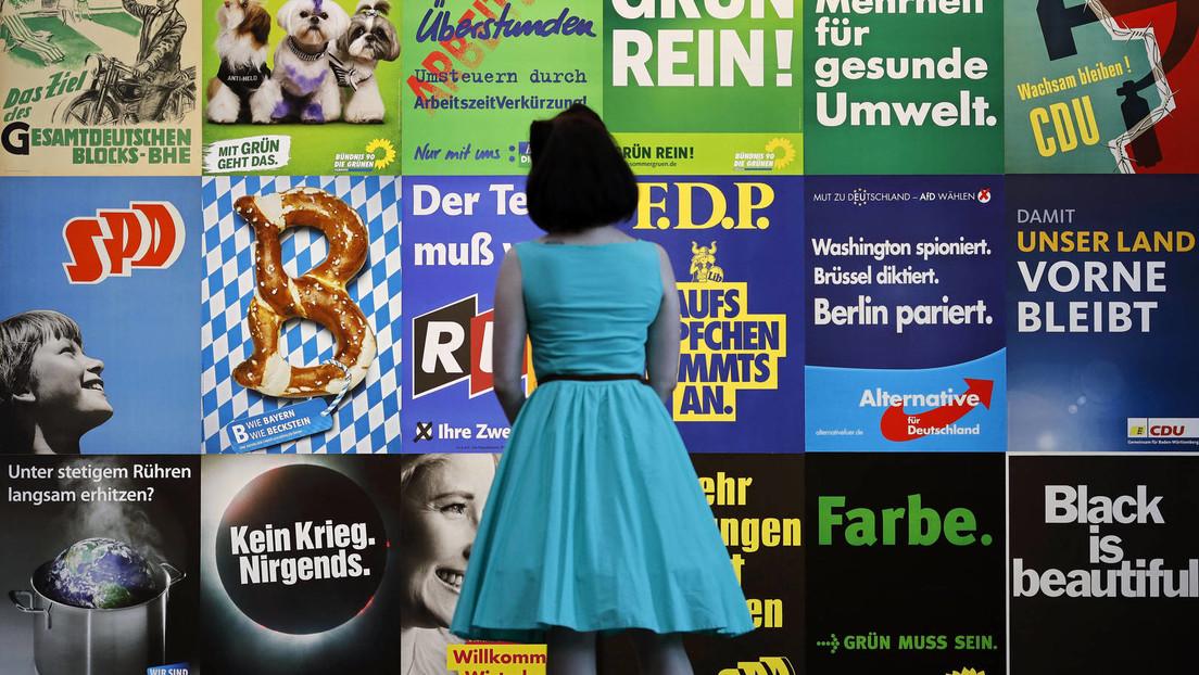 Kaliningrad als deutsches Staatsgebiet markiert: Kreml rügt Wahlplakate in Mecklenburg-Vorpommern