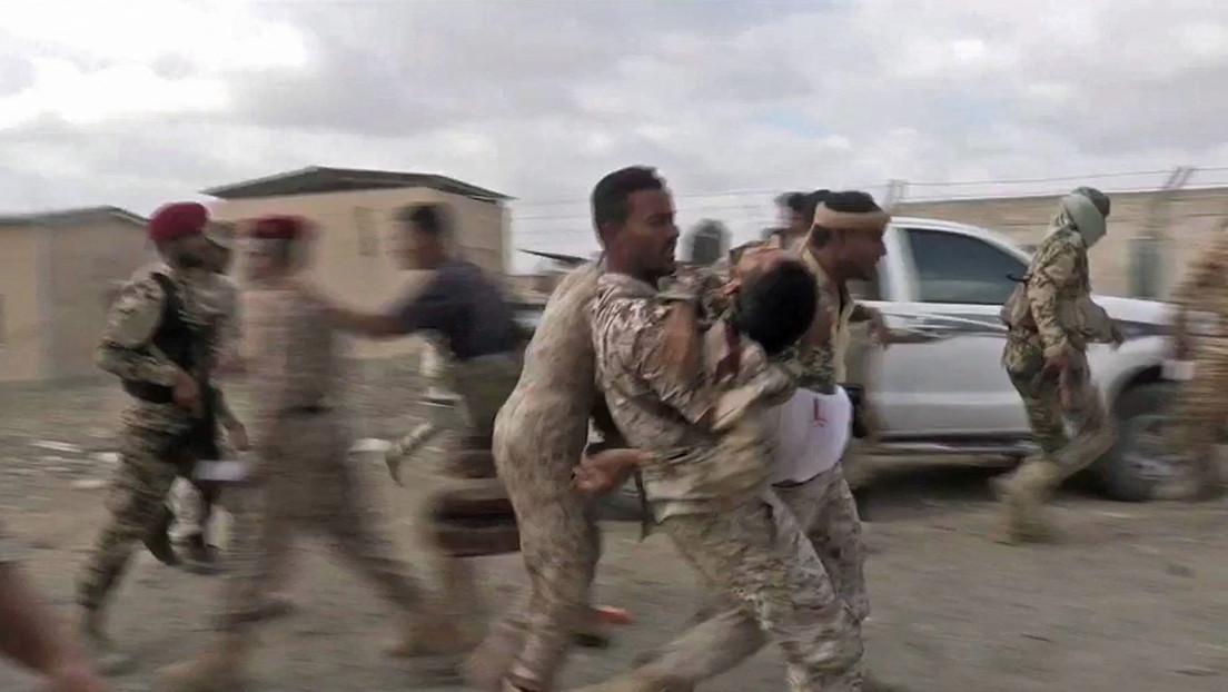 Mindestens 30 Tote und viele Verletzte nach Raketenangriff im Jemen