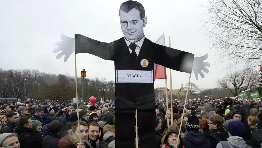 Einmischung hier schlecht, dort gut: Westliche Verlogenheit vor den Wahlen in Russland