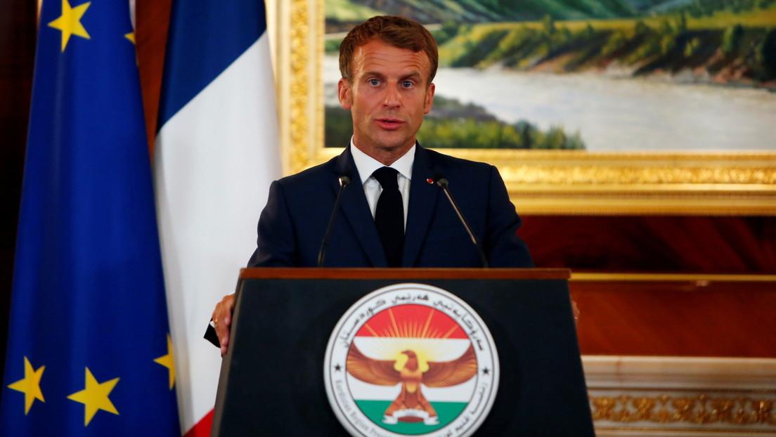 Macron zieht Lehren aus Afghanistan – Russischer Politologe spricht von rassistischem Unterton