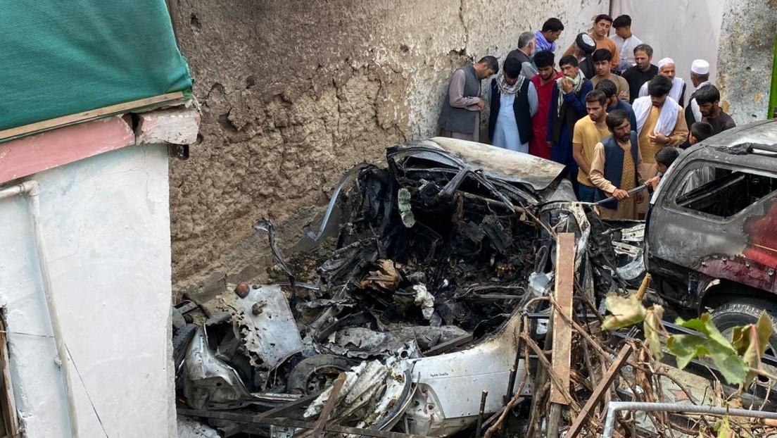 """UNICEF: Drohnenangriff der USA in Kabul tötete """"mindestens sieben Kinder"""""""