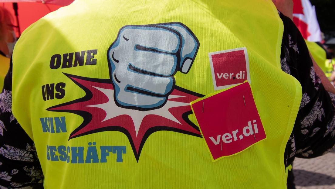 Dritte Warnstreikrunde im Einzelhandel von Berlin und Brandenburg