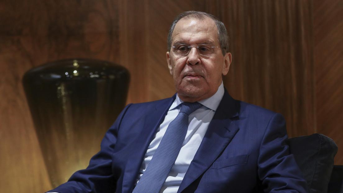 Lawrow: Westen nutzte Terroristen beim Versuch, Präsident al-Assad zu stürzen
